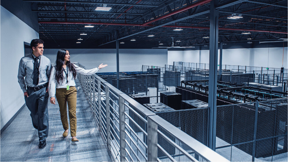 Monitoring of Data Centers